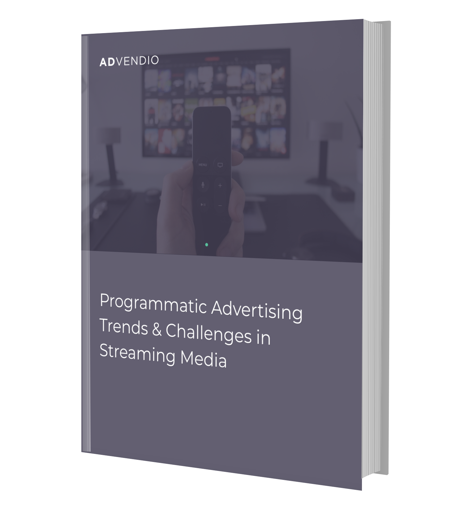 Programmatic ad sales streaming media ebook