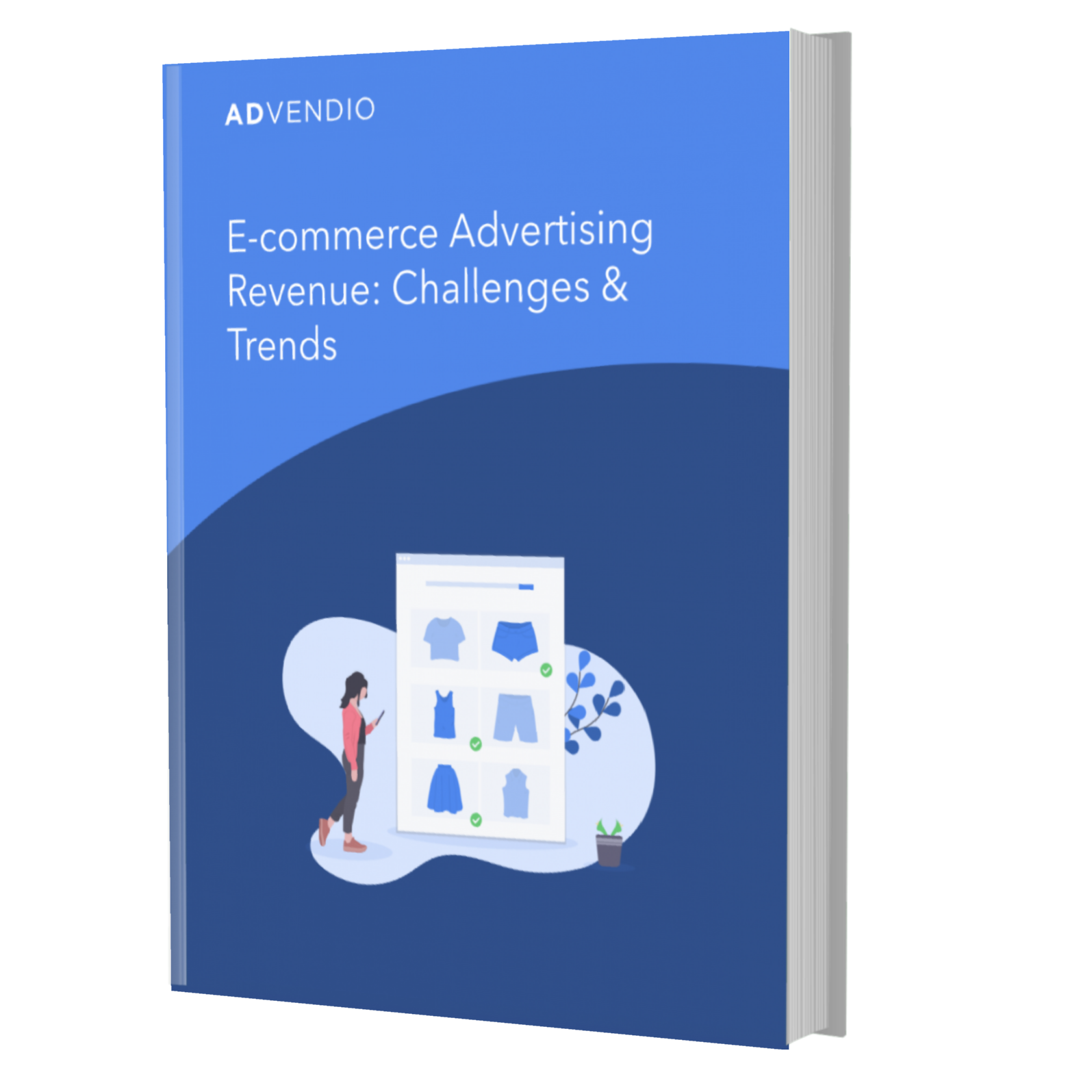 e-commerce advertising revenue ebook cover