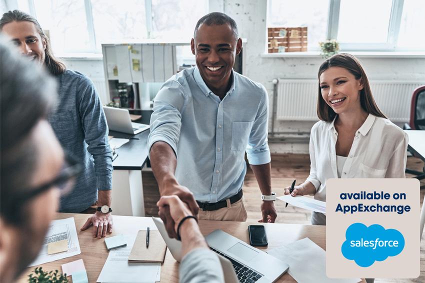 advendio media buying sales partner handshake